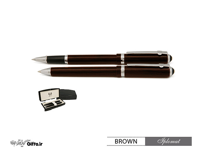 خودکار فلزی Brown ایپلمات