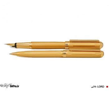 قلم LORD طلایی ایپلمات