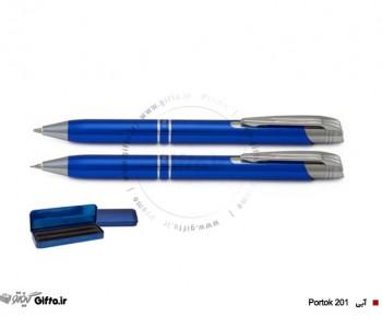خودکار جفتی و اتود پورتک 201