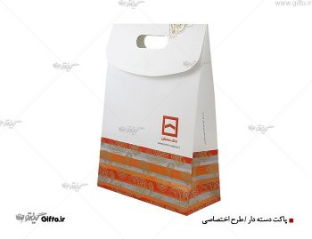 ساک کاغذی بانک مسکن