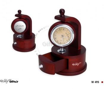ساعت رومیزی W495