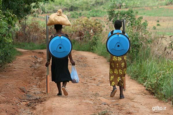 نوآوری در صنعت آب