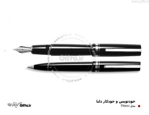 خودکار و قلم Delta Titano