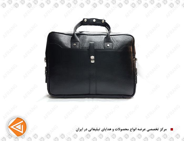 کیف چرمی مدیریتی سمیناری نفیس