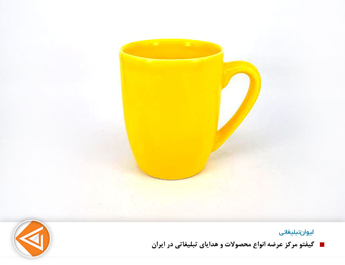 لیوان سرامیکی تبلیغاتی جدید