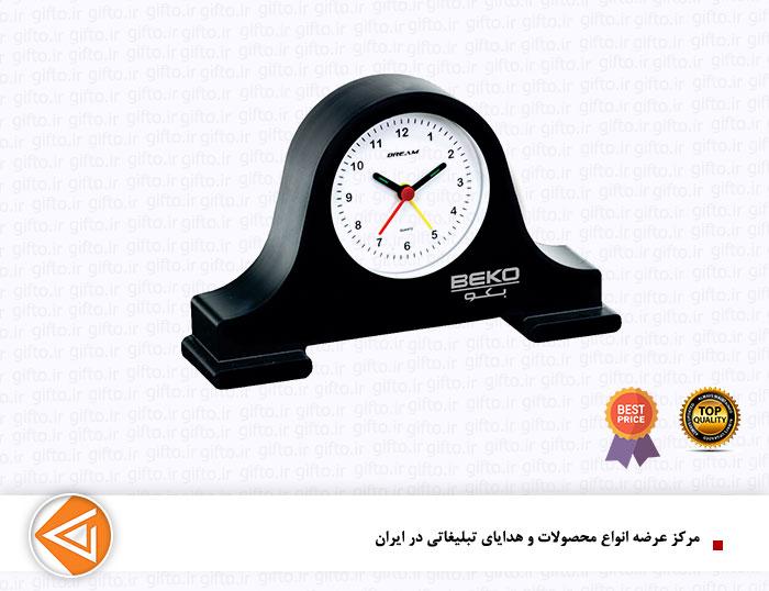 ساعت رومیزی تبلیغاتی 5518