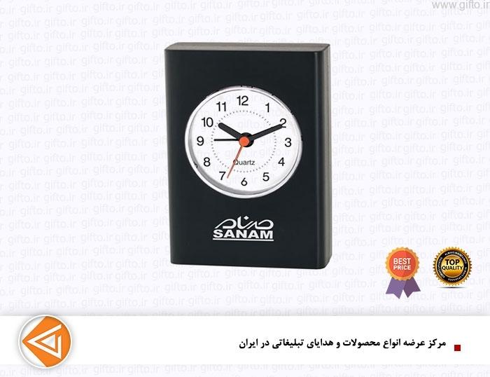 ساعت رومیزی تبلیغاتی 5553