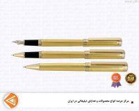 قلم تبلیغاتی طلایی WONDER یوروپن